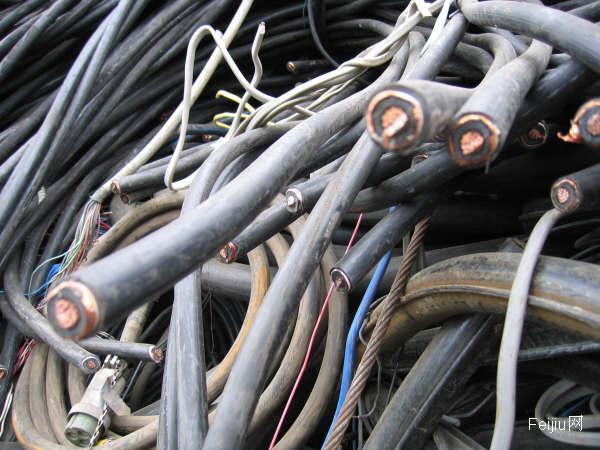 铁岭回收旧线缆