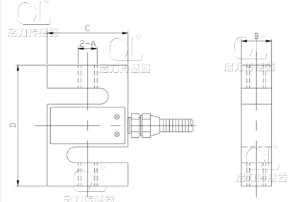 zemic称重传感器接线图